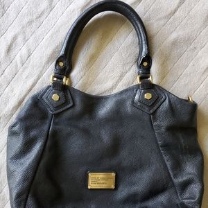 SOLD ON M! Marc Jacobs Black Genuine Leather Purse